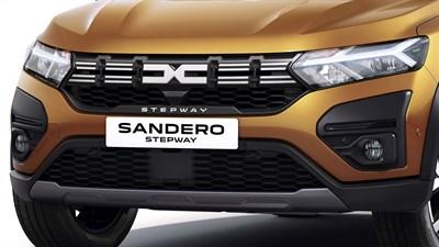 Sandero Stepway crossover prednji kraj