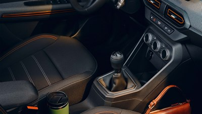 Sandero Stepway - Interior